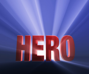 http://www.dreamstime.com/royalty-free-stock-photo-bold-hero-shiny-red-dark-blue-background-brilliantly-backlit-light-rays-shining-image31528385
