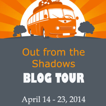 Out from the Shadows Blog Tour