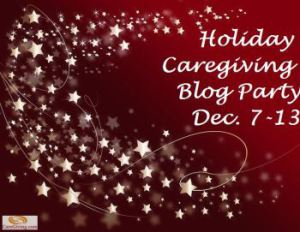 We Have a Winner of the Caregiving Holiday Blog Party Giveaway
